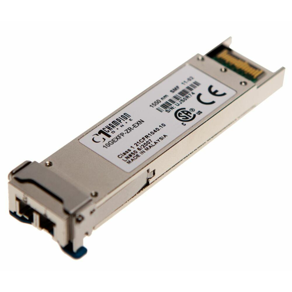 XFP 1550 10GBASE-ZR 80km Transceiver