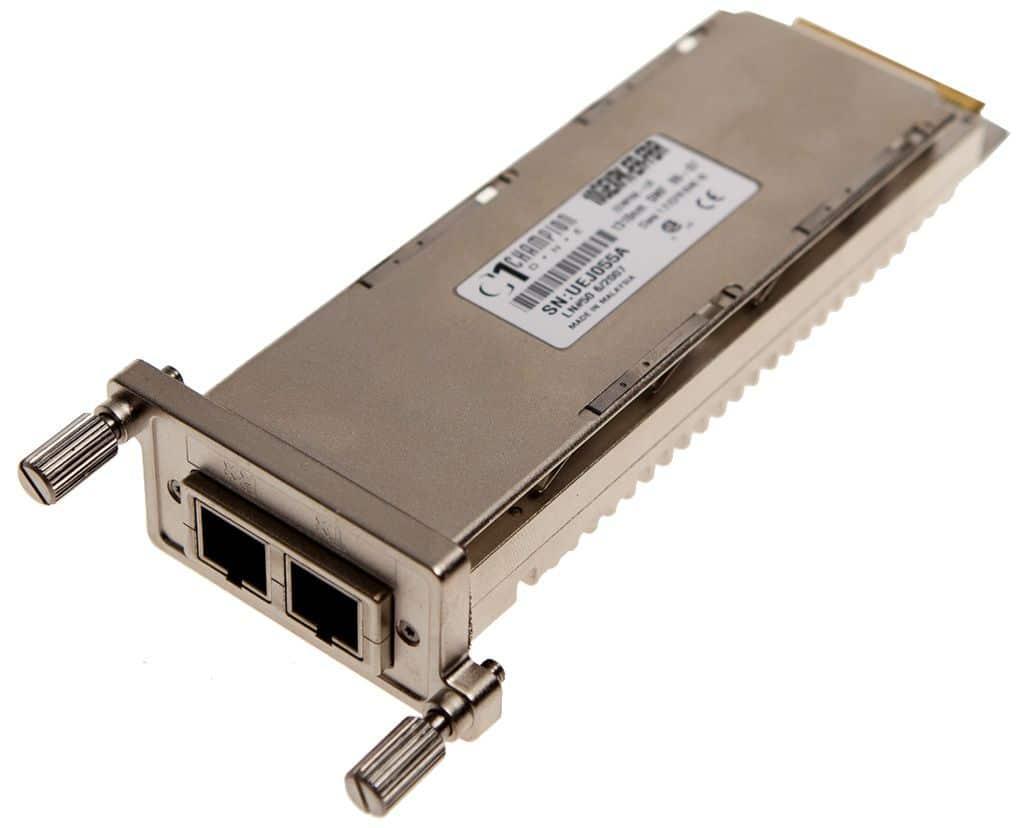 XENPAK 10GBASE-ER 40km Transceiver, Foundry-Brocade compatible 10G-XNPK-ER