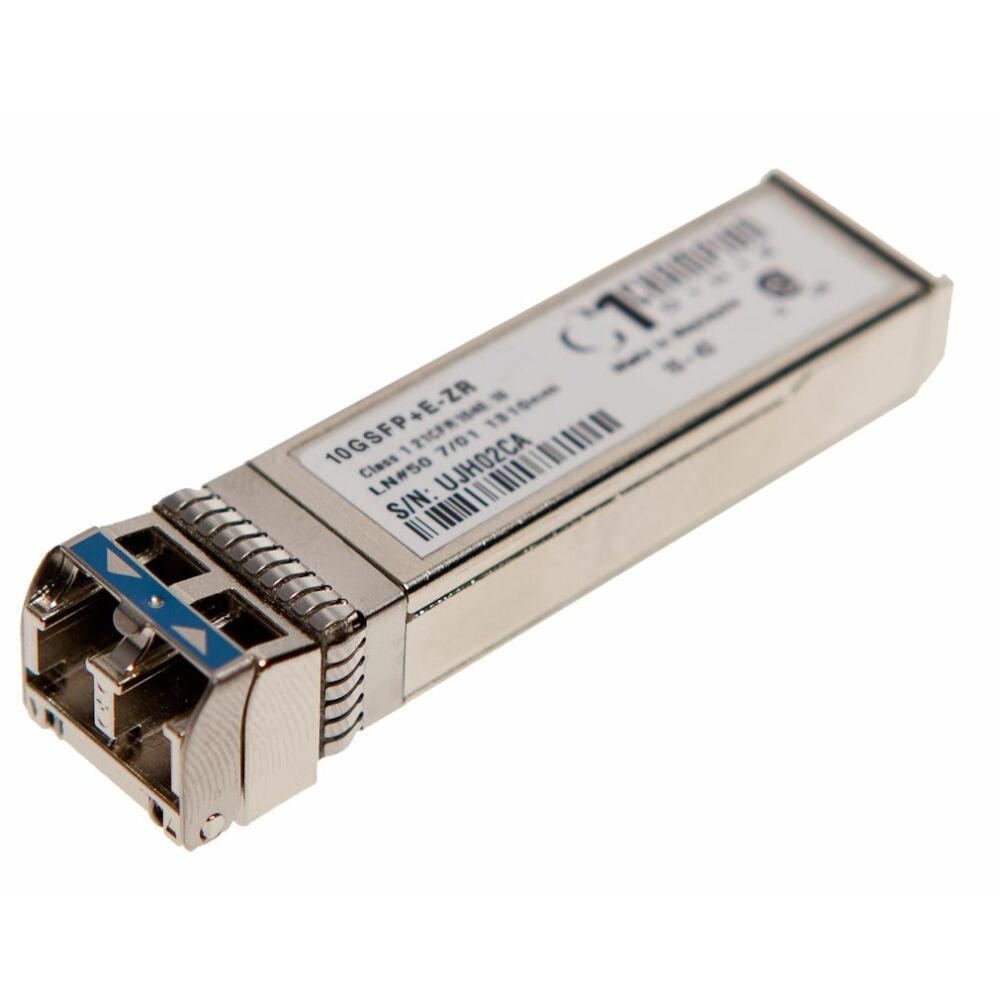 SFP+ Dual Fiber 80km 10GSFP+E-ZR from Champion ONE