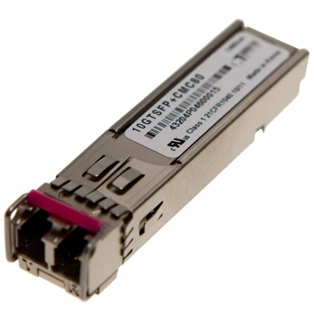 SFP+ Tunable DWDM 80km 10GTSFP+CMC80 from Champion ONE