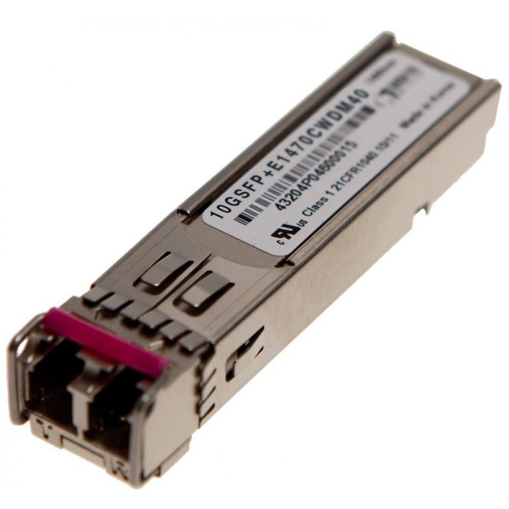 SFP+ CWDM 40km 10GSFP+E1xx0CWDM40 from Champion ONE