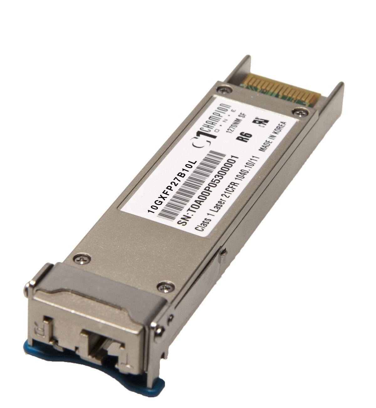XFP Single Fiber 10km 10GXFP27B10L