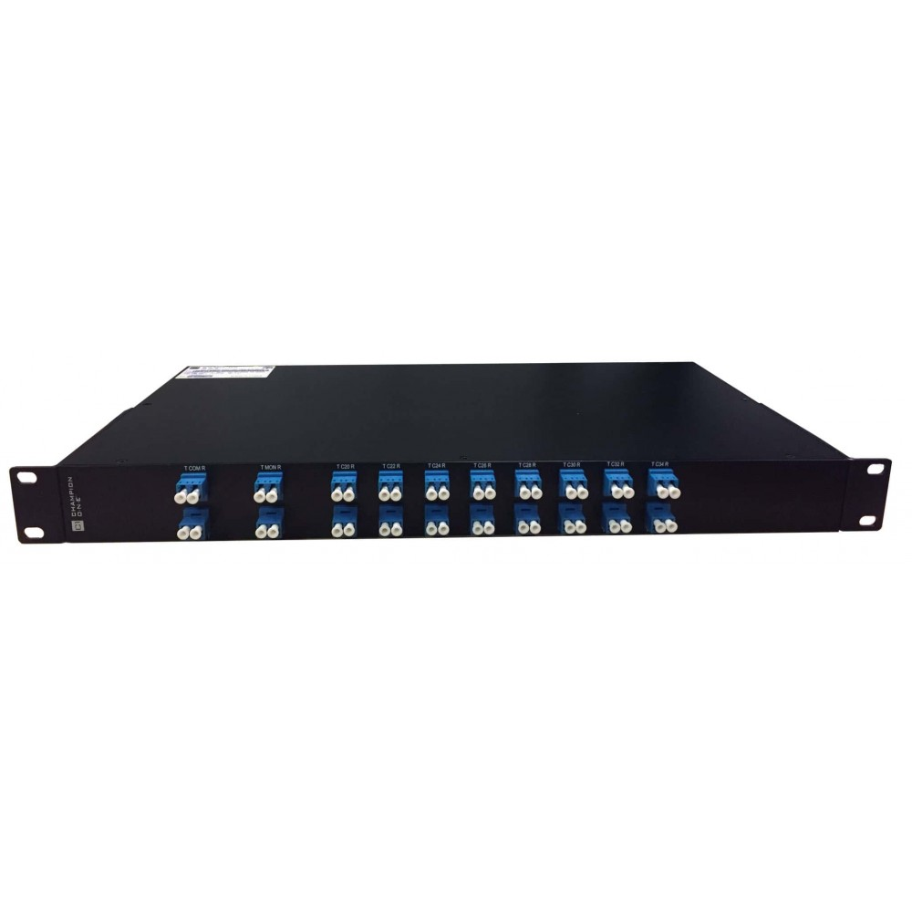 16 Channel DWDM Mux/Demux