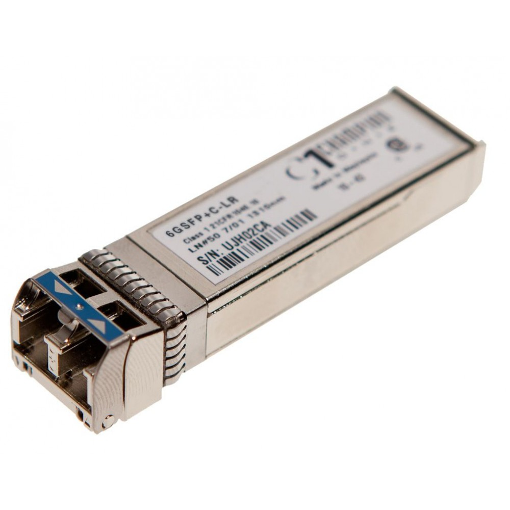 SFP+ Dual Fiber 10km 6GSFP+C-LR from Champion ONE