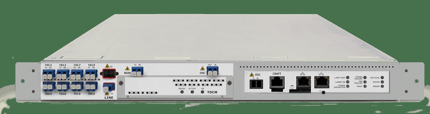 8ch 100G Active DWDM Open Line System