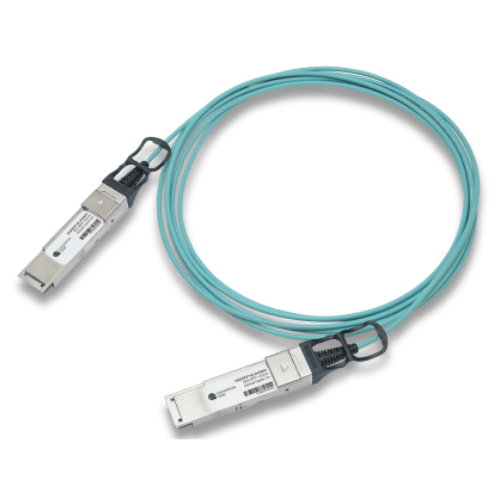10G Ethernet SFP+ Active Optical Cable 1-100m, Foundry/Brocade Compatible