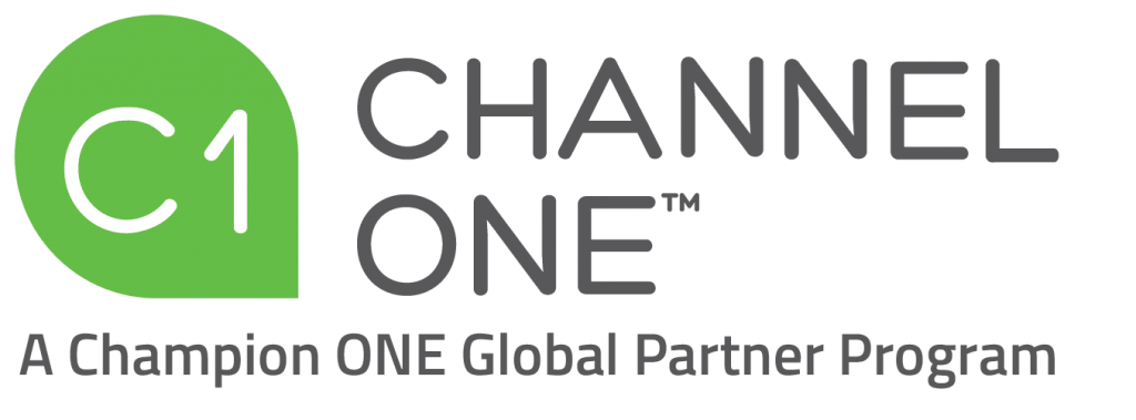Channel ONE a Champion ONE Global Partner Program logo