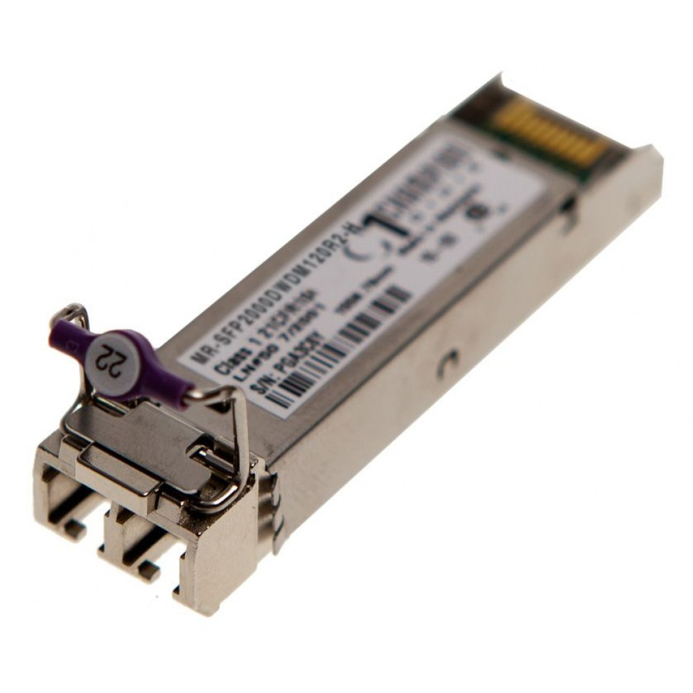 SFP DWDM 120km MR-SFPxx00DWDM120R2-H from Champion ONE