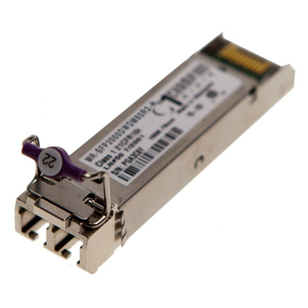 SFP DWDM 80km MR-SFPxx00DWDM80R2-H from Champion ONE