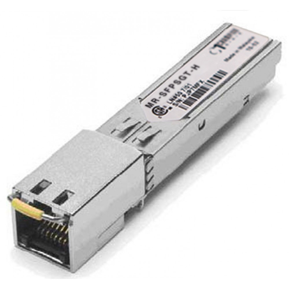 SFP Copper 0.1km MR-SFPSGT-H from Champion ONE