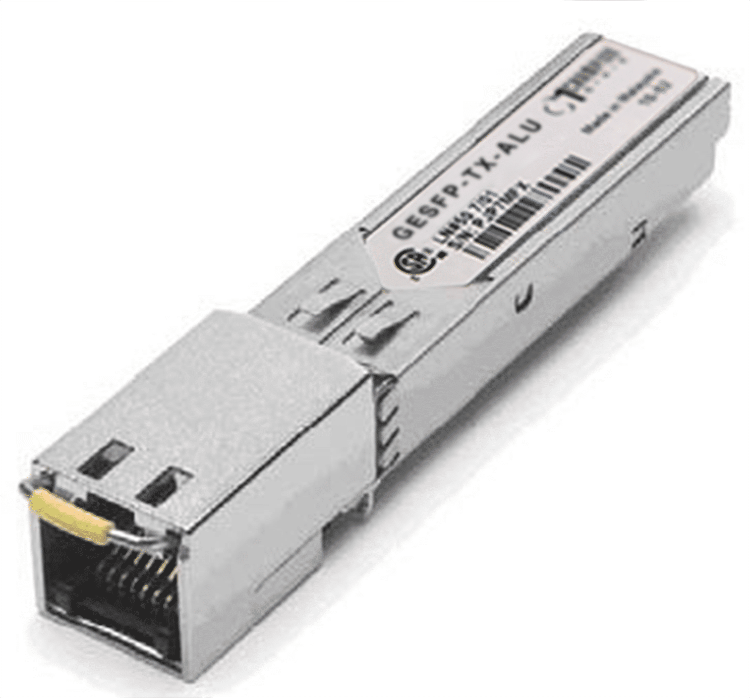 SFP 1000Base-T 100m Transceiver, Nokia/ALU compatible SFP-GIG-T