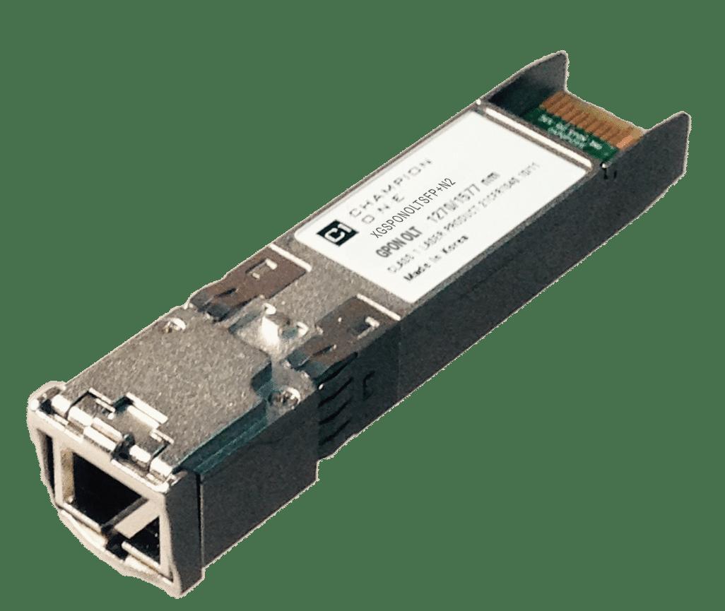 10G XGS-PON SFP+ OLT N2 Transceiver, 20km, SC connector