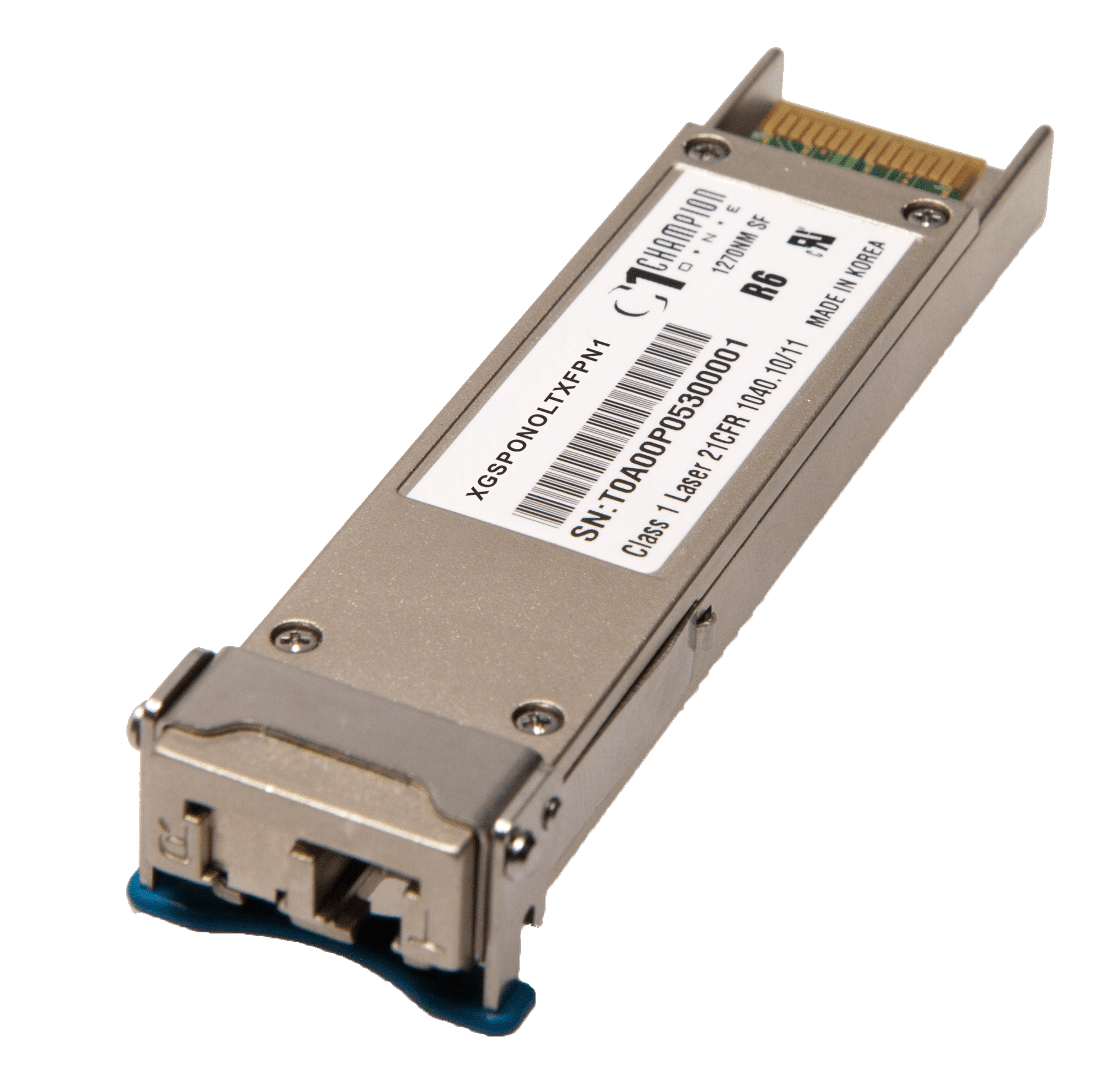 Fiber Optic Transceivers | Champion ONE