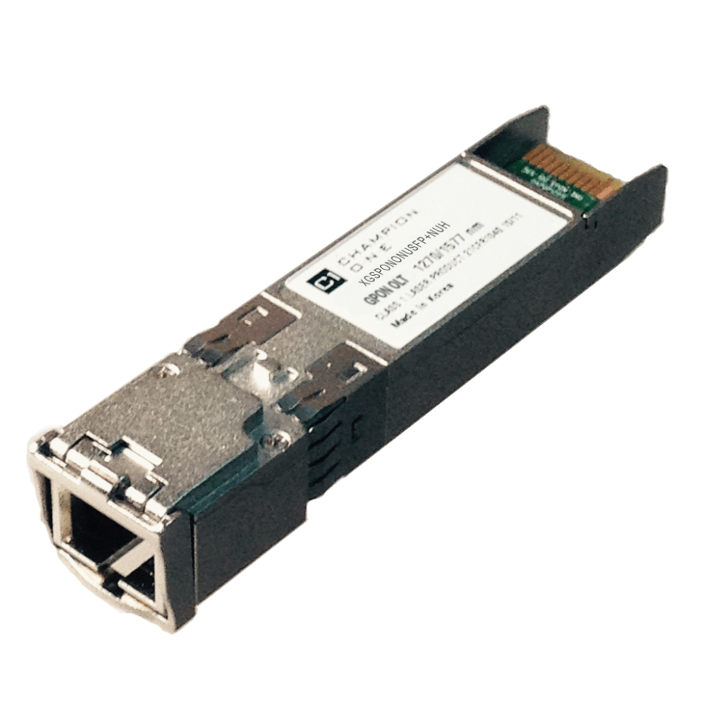 10G XGS-PON SFP+ ONU N1/N2 Transceiver