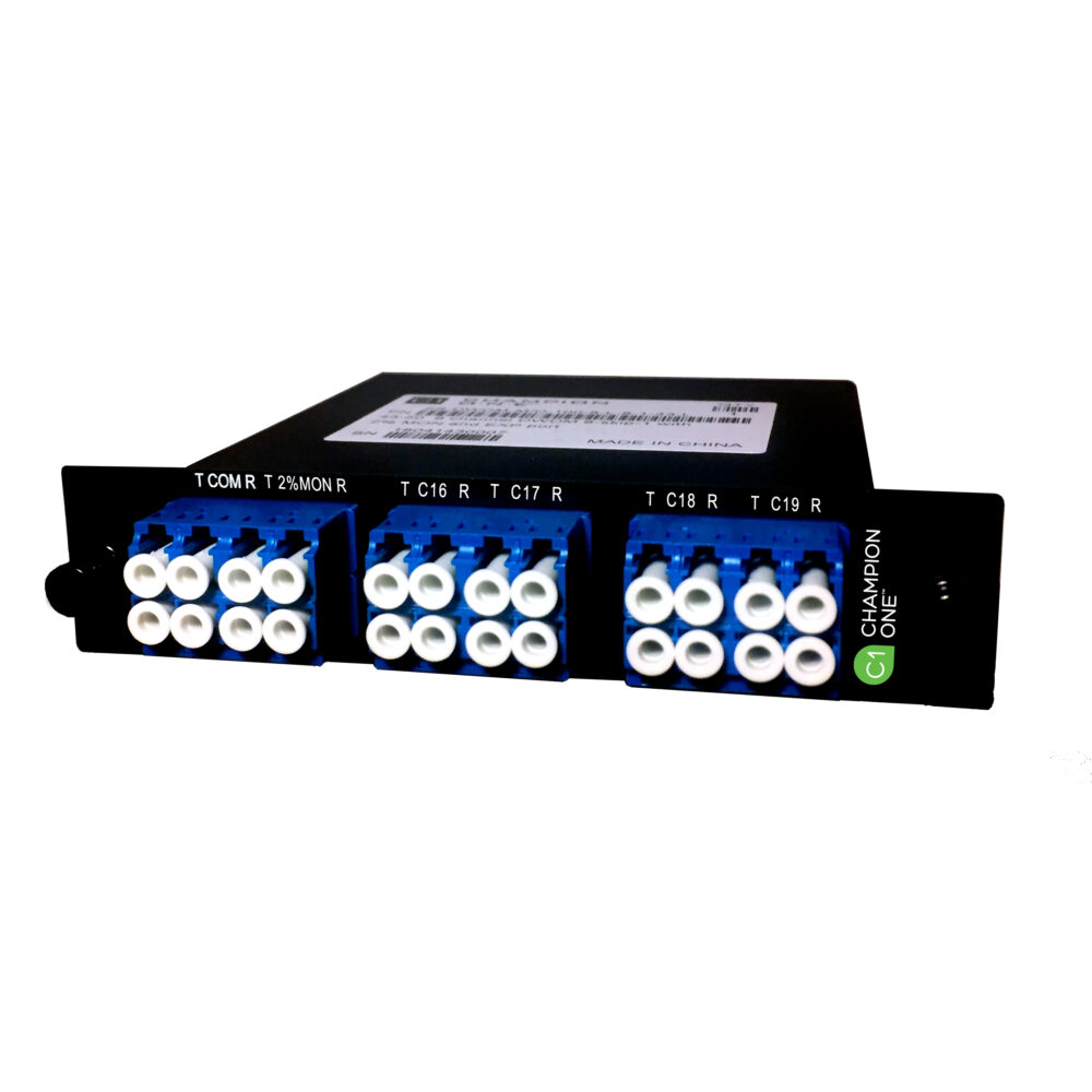 4 channel DWDM Mux/Demux