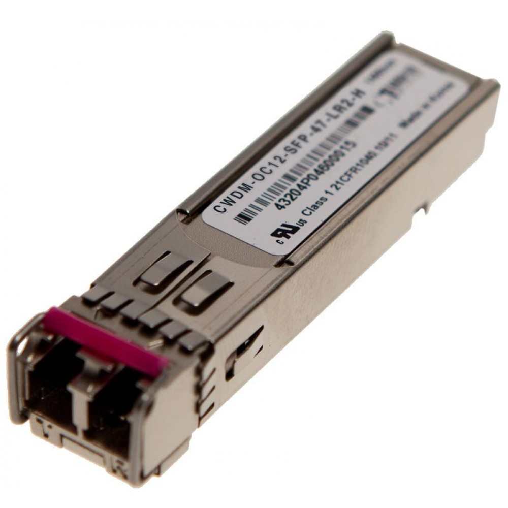 SFP CWDM 80km CWDM-OC12-SFP-xx-LR2-H from Champion ONE