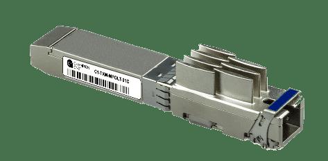 10G EPON / XGS-PON MicroPlug OLT Transceiver Powered by Tibit, C-Temp