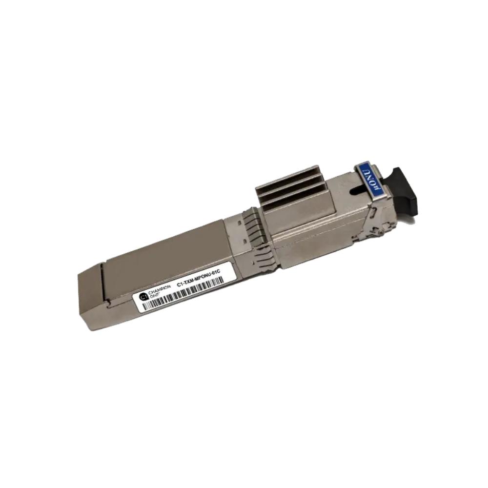10G EPON / XGS-PON MicroPlug ONU Transceiver Powered by Tibit