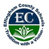 Effingham County School District logo