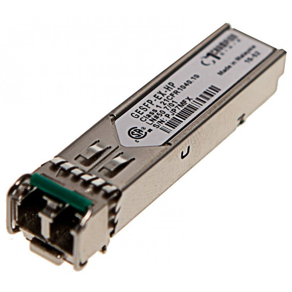 SFP 1000Base-EX 40km I-temp