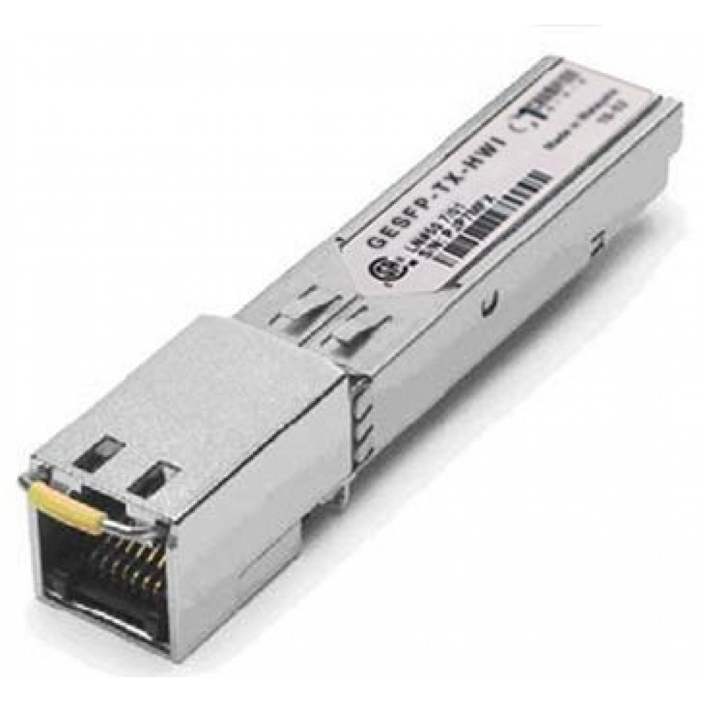 SFP NA 10/100/1000-T 0.1km Transceiver