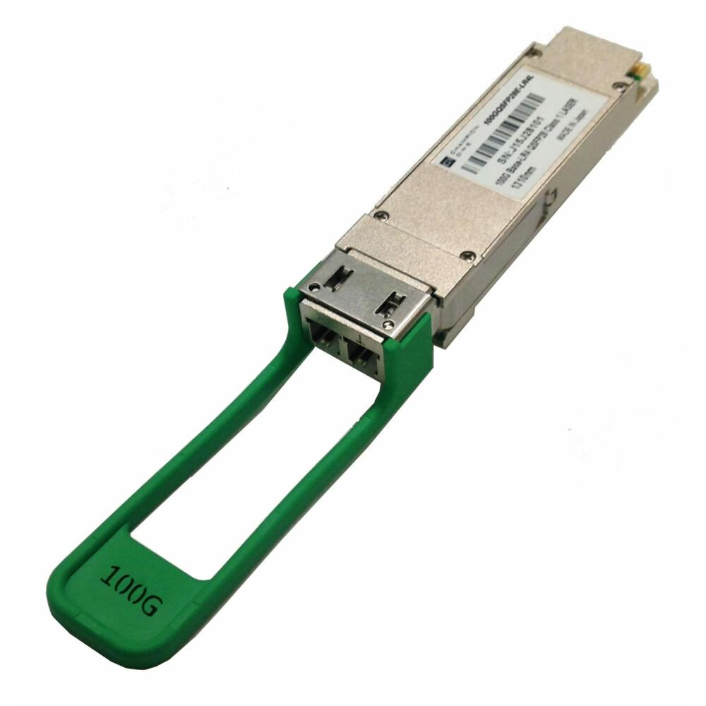 Single-Rate 100GBASE-4WDM40 QSFP28 40km (w/FEC)